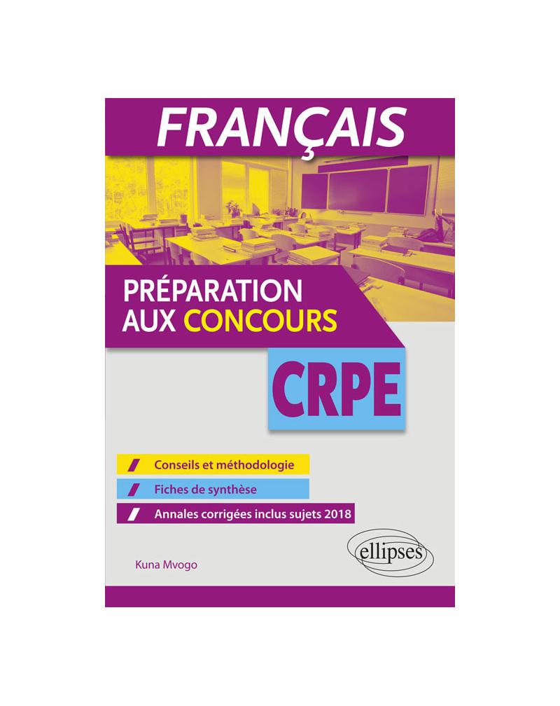 Français - Préparation aux concours CRPE