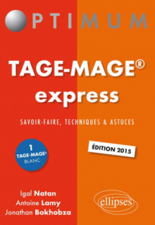 Tage Mage express - 2e édition