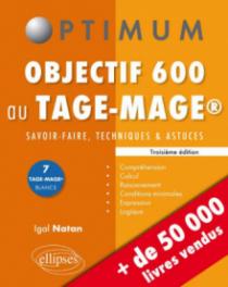 Objectif 600 au Tage Mage - 3e édition