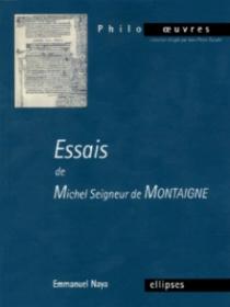 Montaigne, Essais