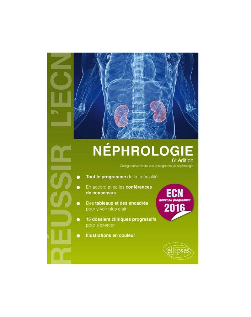 Néphrologie - 6e édition