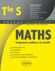 Mathématiques Terminale S enseignements spécifique et de spécialité
