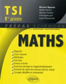 Mathématiques TSI-1