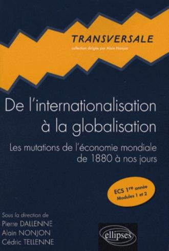 De l'internationalisation à la globalisation