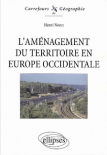 L'aménagement du territoire en Europe occidentale
