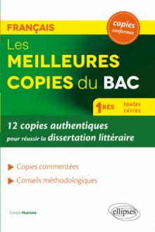 Dissertation litteraire methode