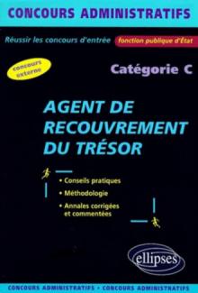 Agent de recouvrement du Trésor - catégorie C