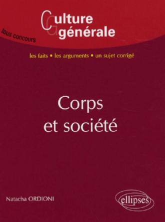 Corps et société