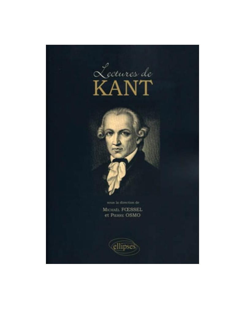Lectures de Kant