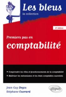 Premiers pas en comptabilité - 2e édition