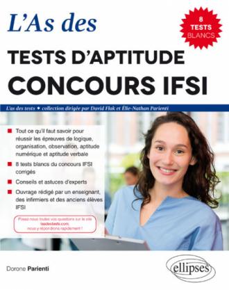 L'As des tests d'aptitude - Concours IFSI
