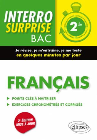 Français. Seconde - 2e édition