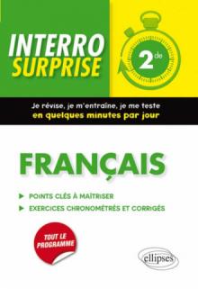 Français - Seconde