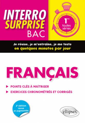 Français 1re toutes séries - 2e édition