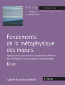 Kant, Fondements de la métaphysique des moeurs, section I