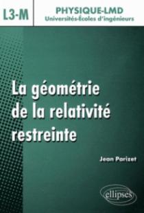 La géométrie de la relativité restreinte - Niveau L3-M