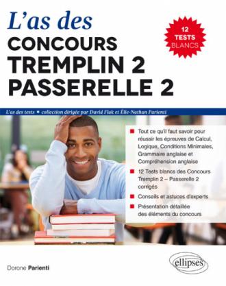 L'As des concours Tremplin 2 / Passerelle 2