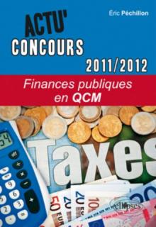 Finances publiques 2011-2012 en QCM
