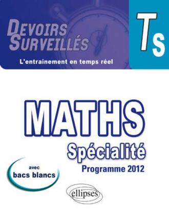 Mathématiques - Terminale S - enseignement de spécialité - programme 2012