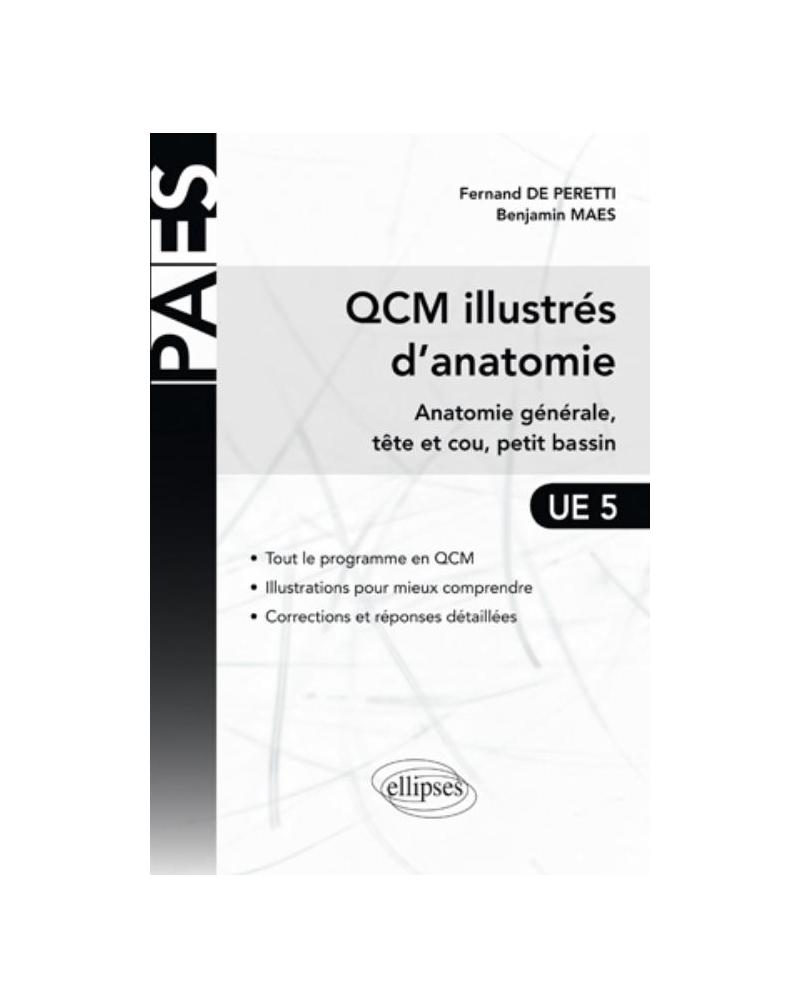 QCM illustrés d'Anatomie