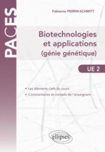 UE2 - Biotechnologies et applications (génie génétique)