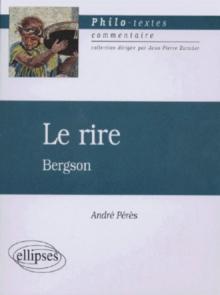 Bergson, Le rire