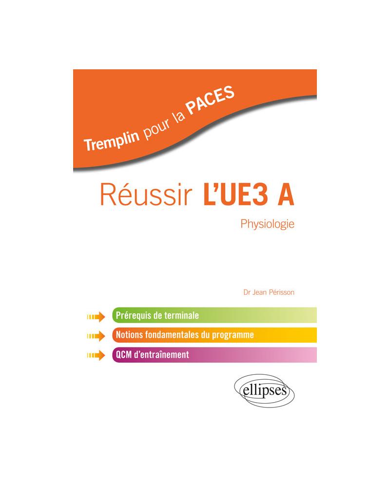 Physiologie - UE3 A