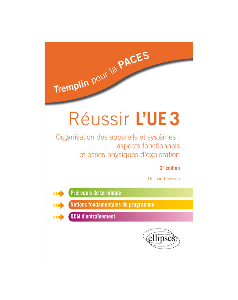 Réussir l'UE 3 - 2e édition