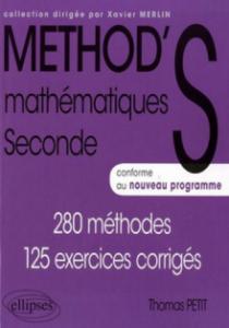 Mathématiques Seconde - nouveau programme