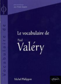 Vocabulaire de Valéry