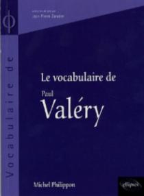 Vocabulaire de Valéry