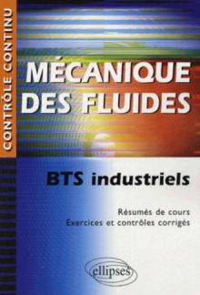 Mécanique des fluides - BTS industriels