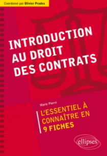 Introduction au droit des contrats