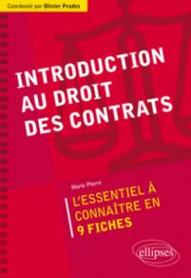 Introduction au droit des contrats