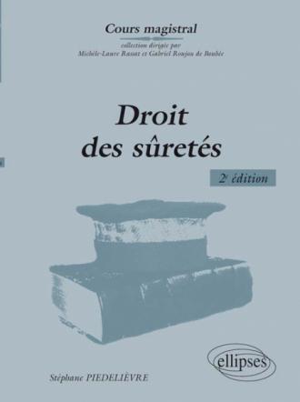 Droit des sûretés, 2e édition