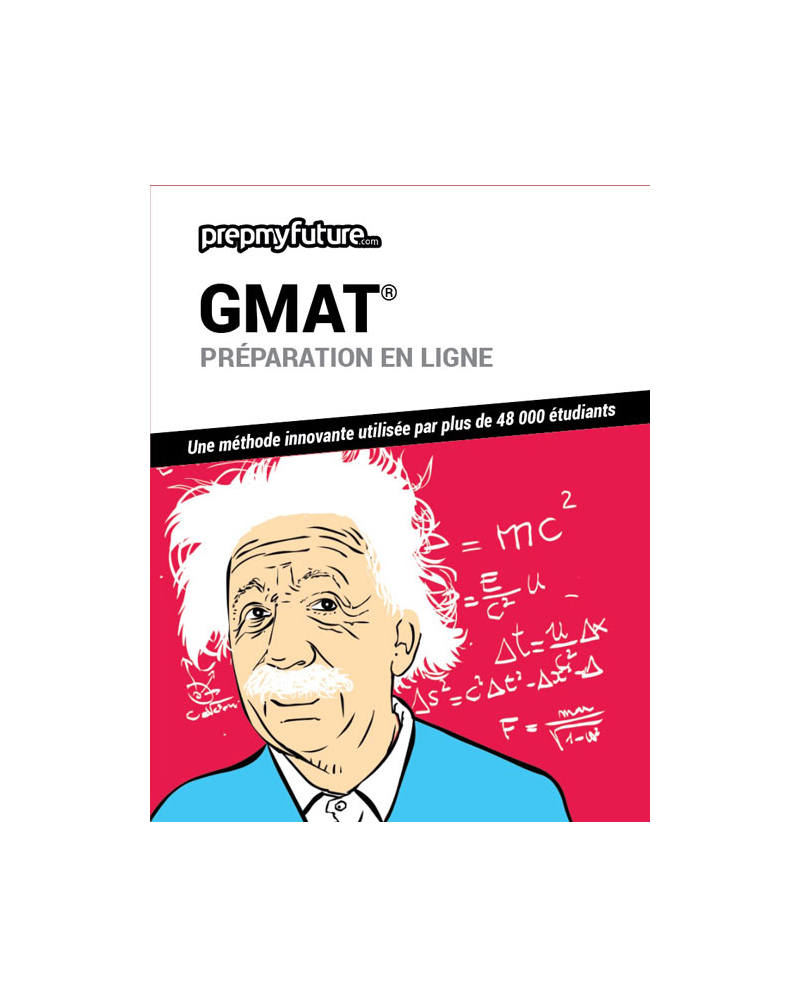 GMAT. Préparation en ligne