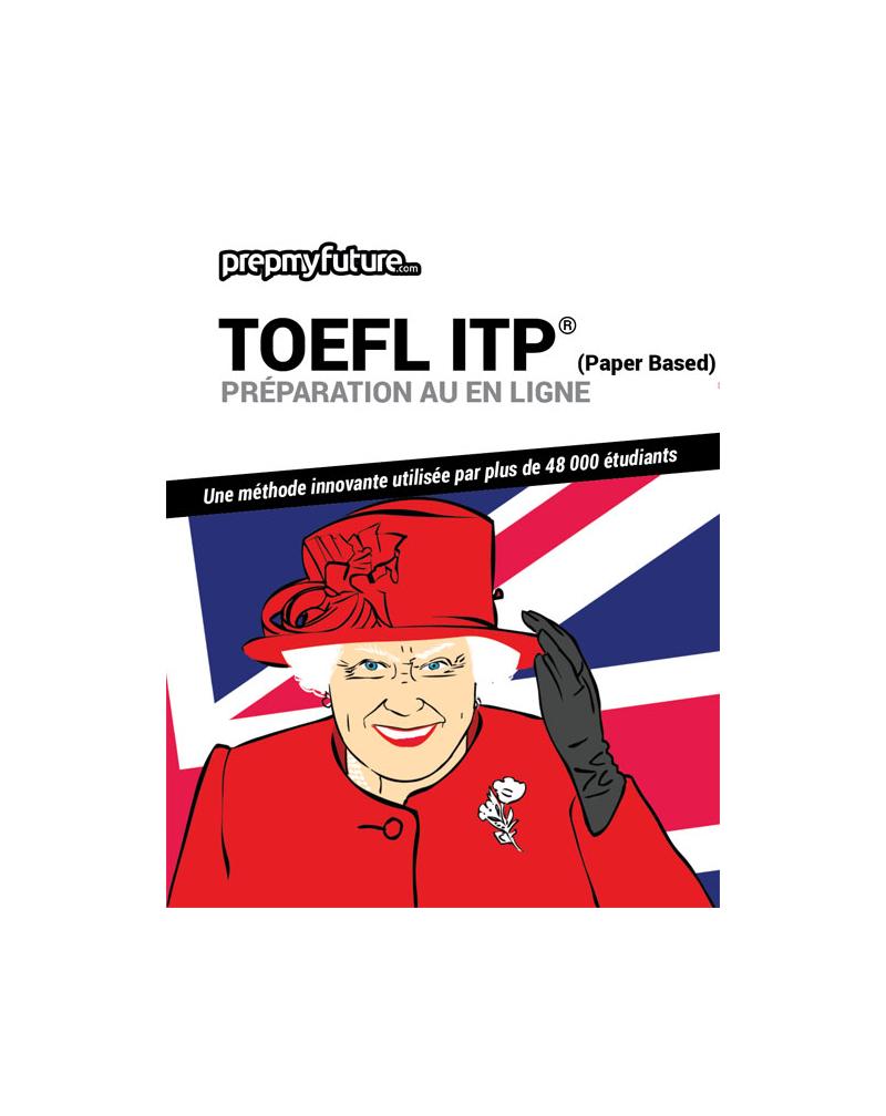 TOEFL ITP®. Préparation en ligne