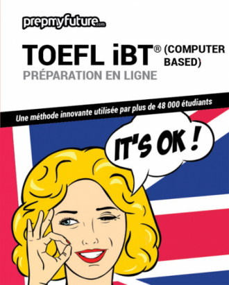 TOEFL iBT®. Préparation en ligne
