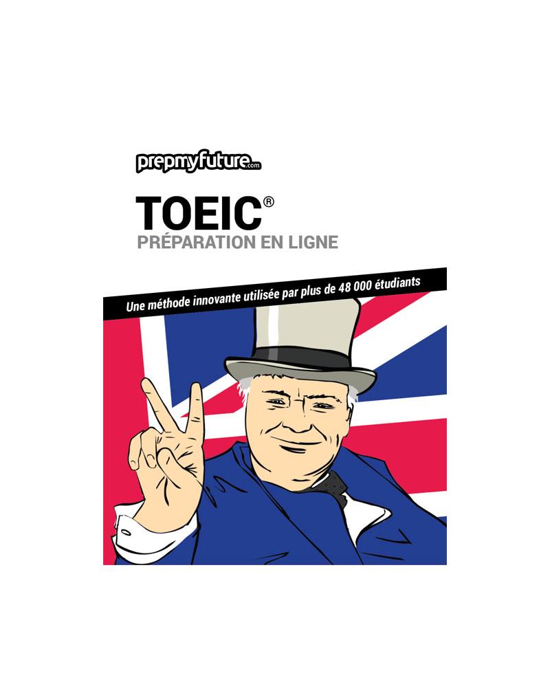 TOEIC®. Préparation en ligne