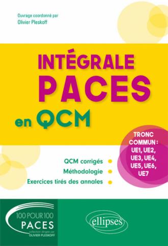Intégrale PACES - en QCM
