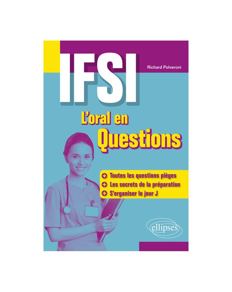IFSI : L'oral en questions
