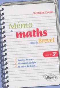 Mémo de mathématiques pour le brevet
