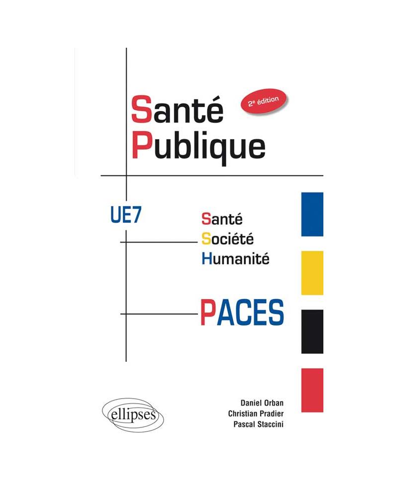 La Santé publique en PACES - 2e édition