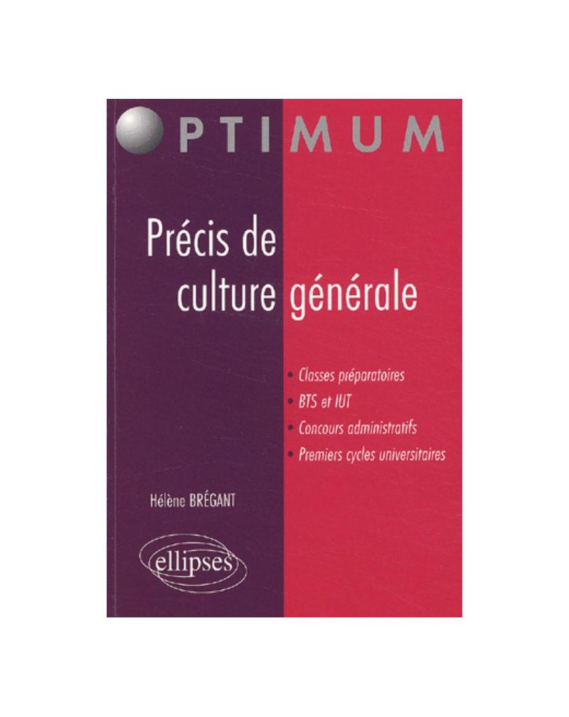 Précis de culture générale