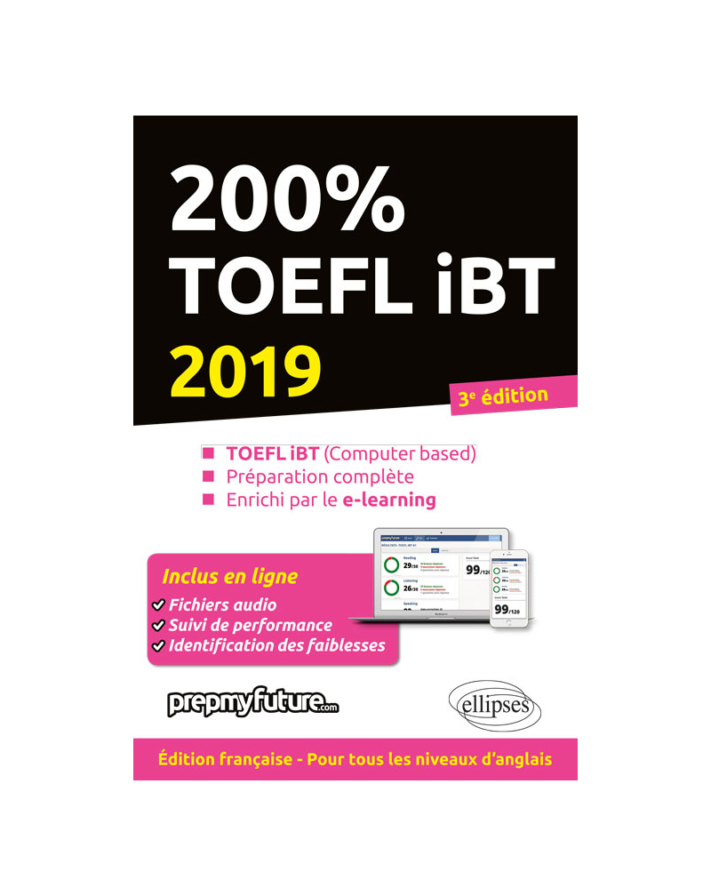 200% TOEFL IBT - 3e édition