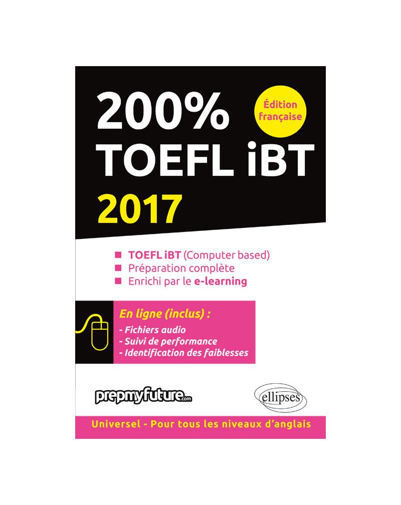 200% TOEFL iBT - 2017