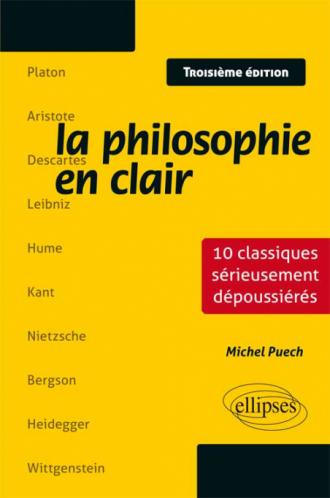 La philosophie en clair - 3e édition