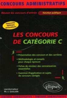 Les concours de catégorie C - Nouvelle édition actualisée