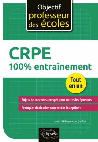 CRPE 100% entraînement