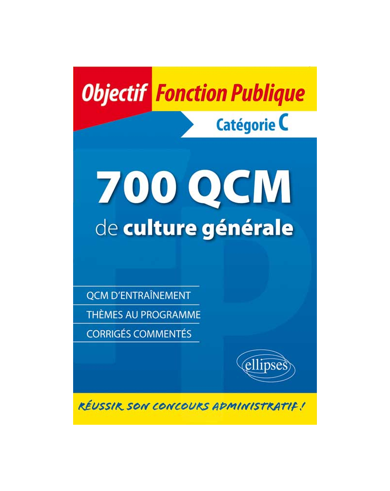700 QCM de culture générale
